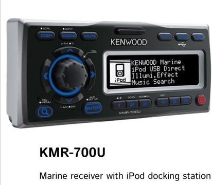 Kenwood Kmr 700 u