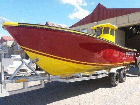 Commercial Boats For Sale - Brick7 Boats