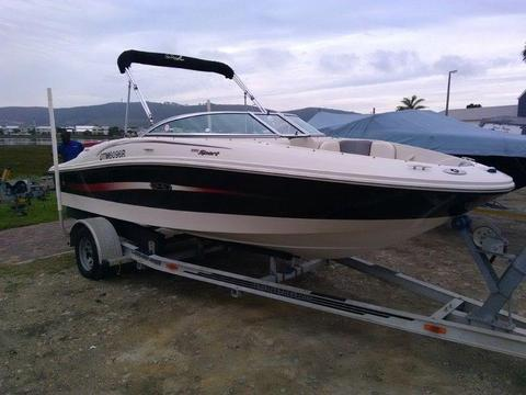 SEA RAY 195 SPORT WITH 4.3MPI MERCRUISER
