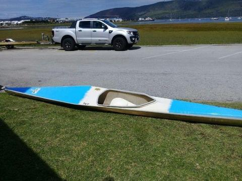 K1 Wasp canoe for sale