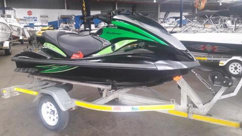 Yamaha FX 160 four stroke jet ski