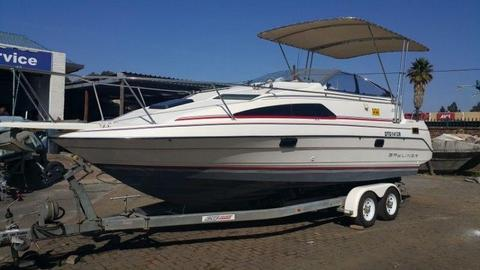 Bayliner 2651 Ciera Sunbridge