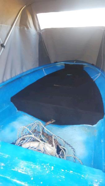 Boat dinghy