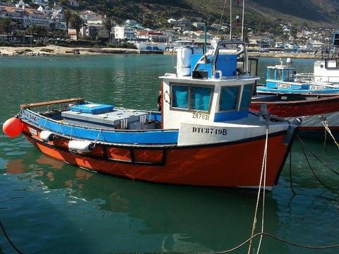 Fishing Trips in False Bay