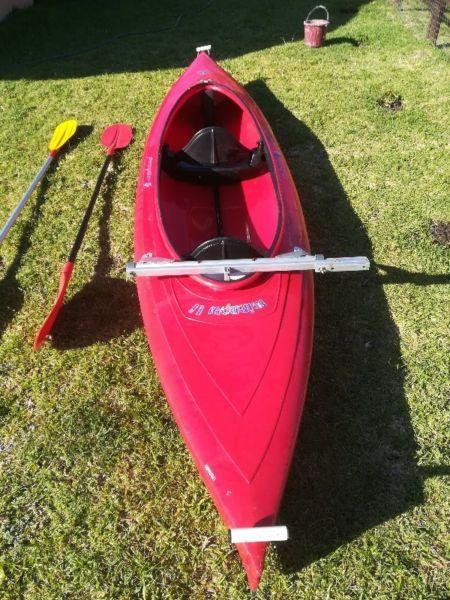 Electric Canoe - Brick7 Boats