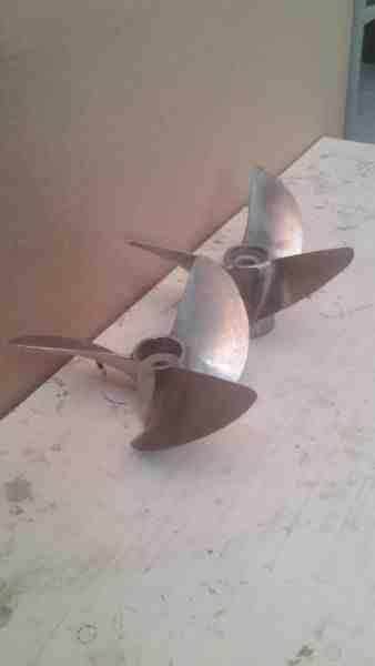 Cleaver propellers for sale