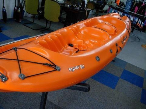 *On Special* Fluid Synergy Recreational Kayak