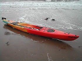 C-Kayak Malachite fishing ski