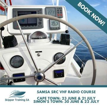 MARINE RADIO COURSE (SAMSA ACCREDITED) CAPE TOWN & SIMON'S TOWN