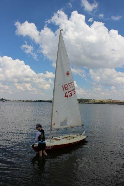 Bargain Laser Sailboat/Dingy for Sale