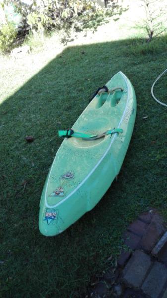 Paddle ski
