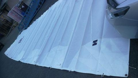 Mainsail for 35-40 foot yacht