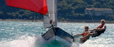 ISO sailing dingy