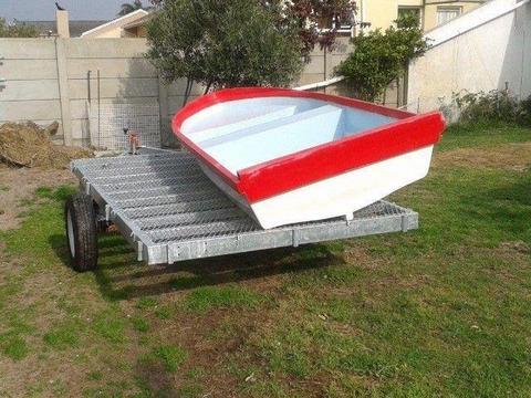 3.2m dinghy