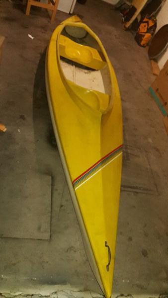 Canoe for sale