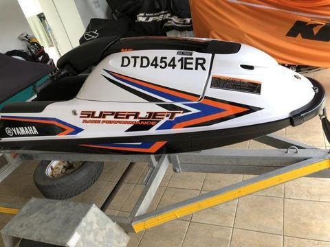 Yamaha Superjet - Brick7 Boats