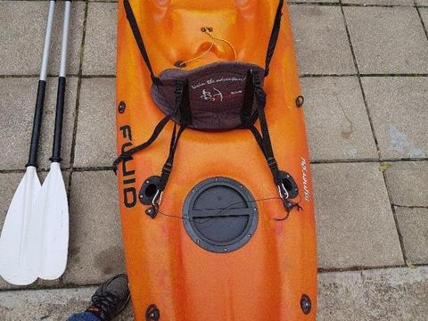 Fluid Synergy 2 Seater Kayak