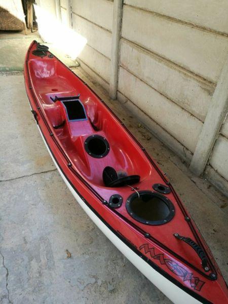 Macski double kayak