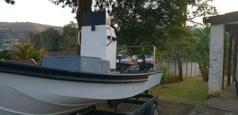 Skivvy boat