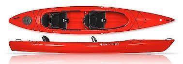 Pamlico 135T Wilderness canoe