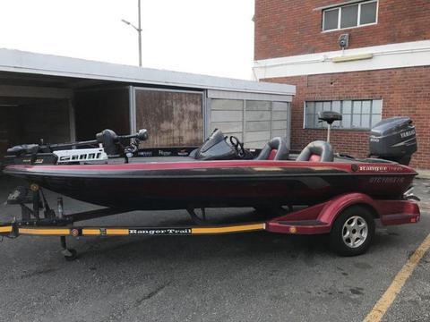 Ranger 178vs Bass boat
