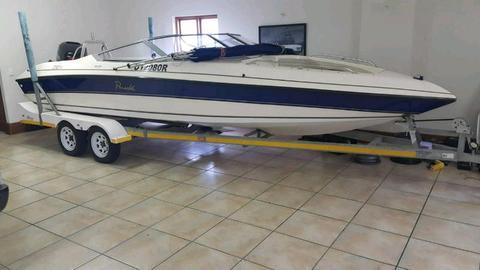 2003 Panache Boat 2150 for sale!