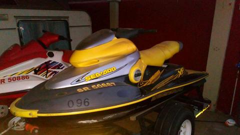 sea doo Jetskis for sale