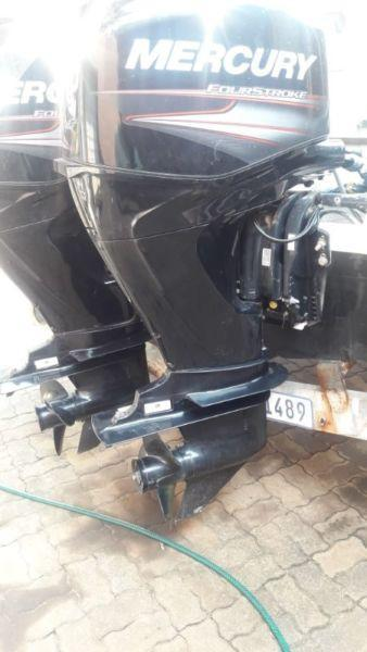 Four stroke outboard engines for sale