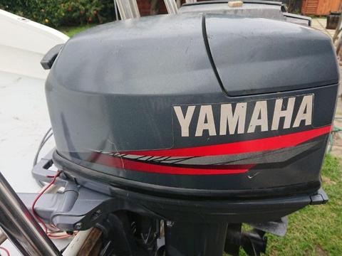 30HP Yamaha 2-stroke Outboard