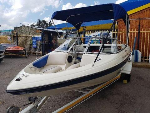 2007 Sunseeker, 115Hp Mercury 4 Stroke - 84Hrs