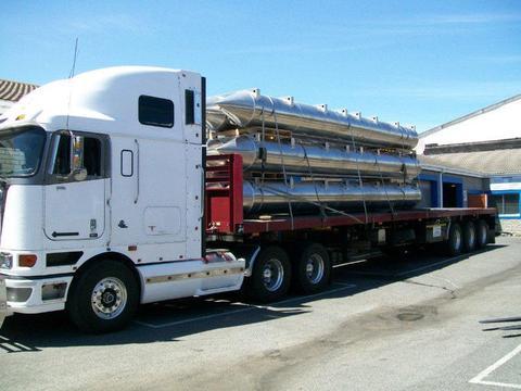 Barge Pontoons (Aluminium)