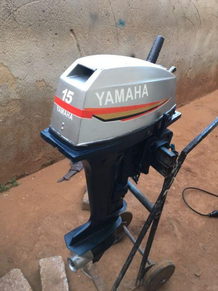15hp yamaha for sale