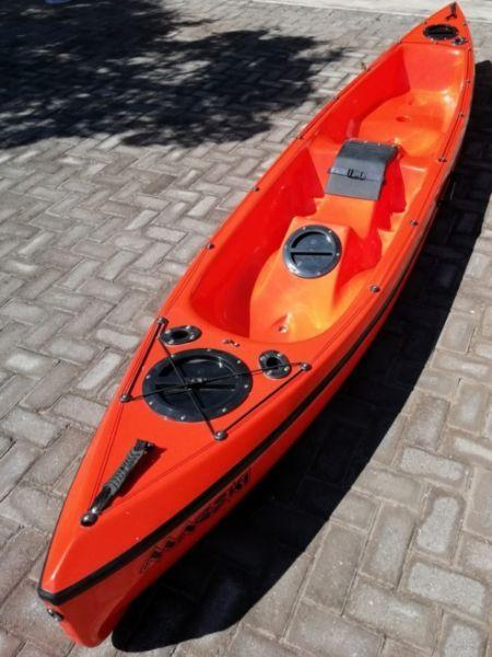 Macski Explorer fishing kayak