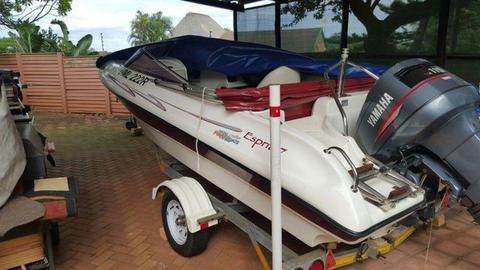 2006 Raven Esprit 17 In Great Condition (Only 170 Hours done)