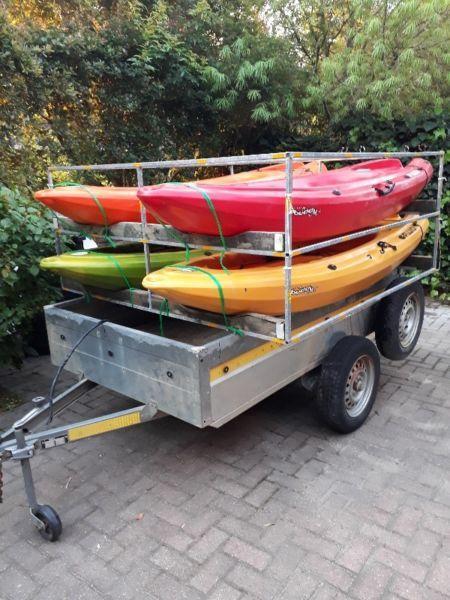 Fluid Canoes