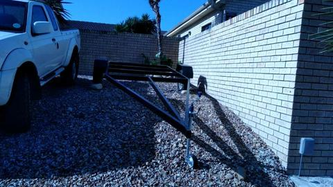 New boat trailer for sale