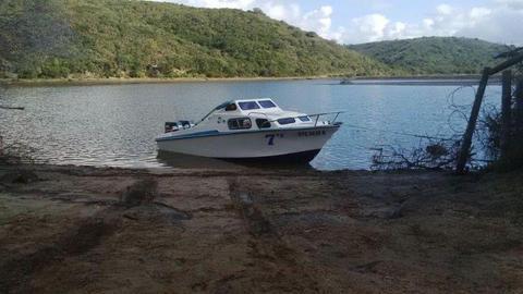 Flamingo Cabin boat for sale