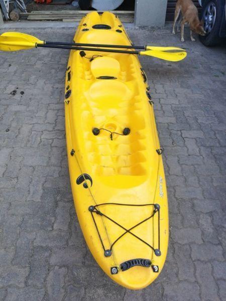 Fluid Synergy Kayak For Sale