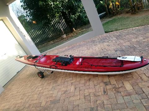 Macski Kingfisher Fishing Kayak
