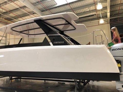 New Power Catamaran