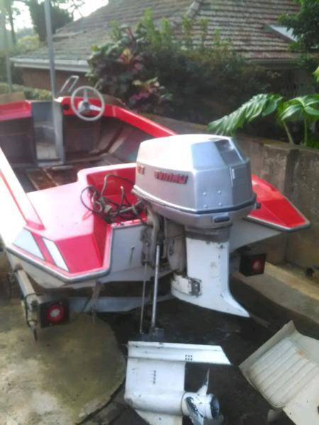 Boat project for sale