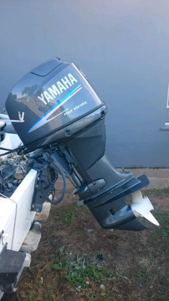 Respray any parts, outboard motors etc