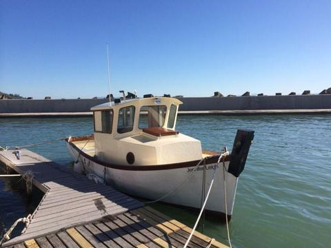 Fishing trawler - lobster boat -28 foot
