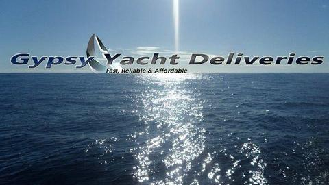 Gypsy Yacht Deliveries - Fast, Reliable & Affordable