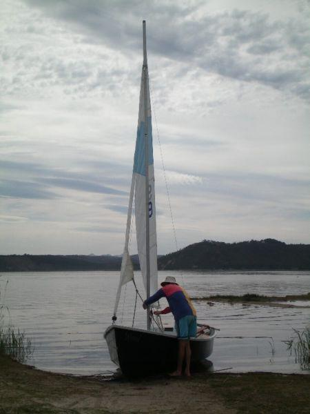 Sailing Dinghy Argie 15 for sale