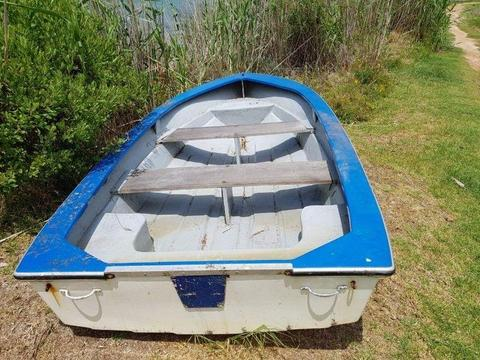 Fibreglass Dinghy - FOR SALE