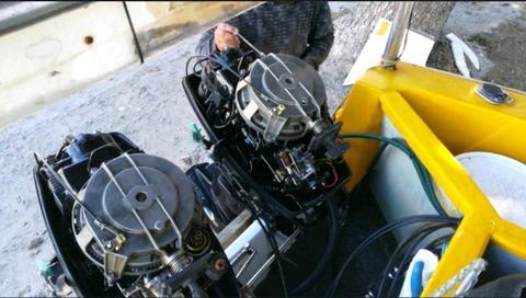 40 HP Suzuki outboard motors for Sale