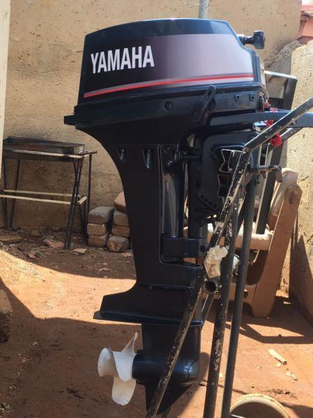 15hp yamaha outboard motor for sale