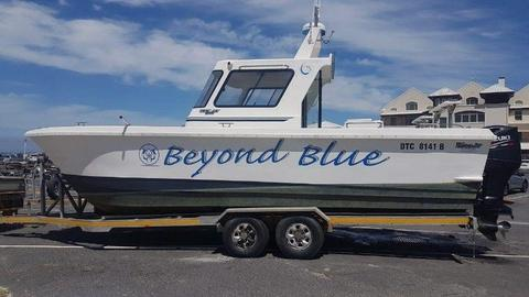 2008 GE CAT 28 ft FOR SALE