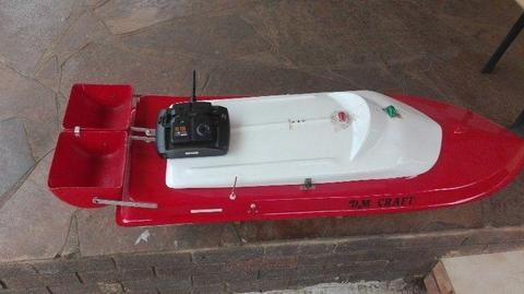 Dm craft executive(bait boat)